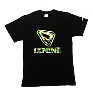 IXNINE Logo T-shirt Black